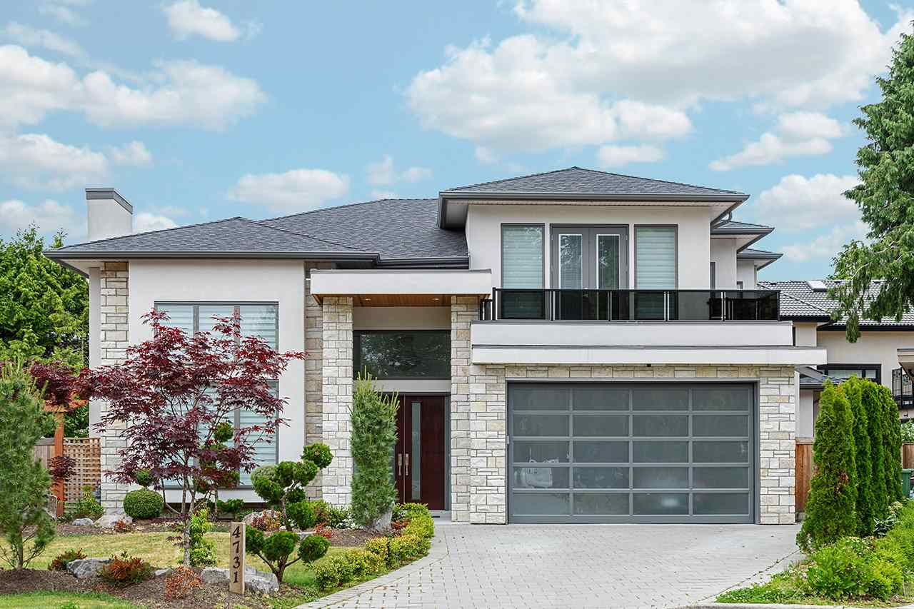 This luxury quality constructed modern residence located in one of Richmond's best neighborhoods Riverdale RI. It offers 3,409 SF living area, sitting on a 6,887 SF lot featuring with 5 bedrooms, media room + 5.5 bathrooms, 4 spacious en-suite bedrooms upstairs. High ceilings in living, dining & family rooms, media room with speakers built in, open kitchen with a good sized wok kitchen. High end stainless steel appliances, top of the line cabinetry, central air conditioning, radiant heating, security system & so much more to offer. A fully fenced landscaped private backyard comes with a huge covered patio. Quiet & friendly neighborhood, excellent school catchments: Thompson Elementary & Burnett Secondary. Great location, minutes driving to shopping&restaurants.OPEN HOUSE: SUN MAY-26, 2-4PM