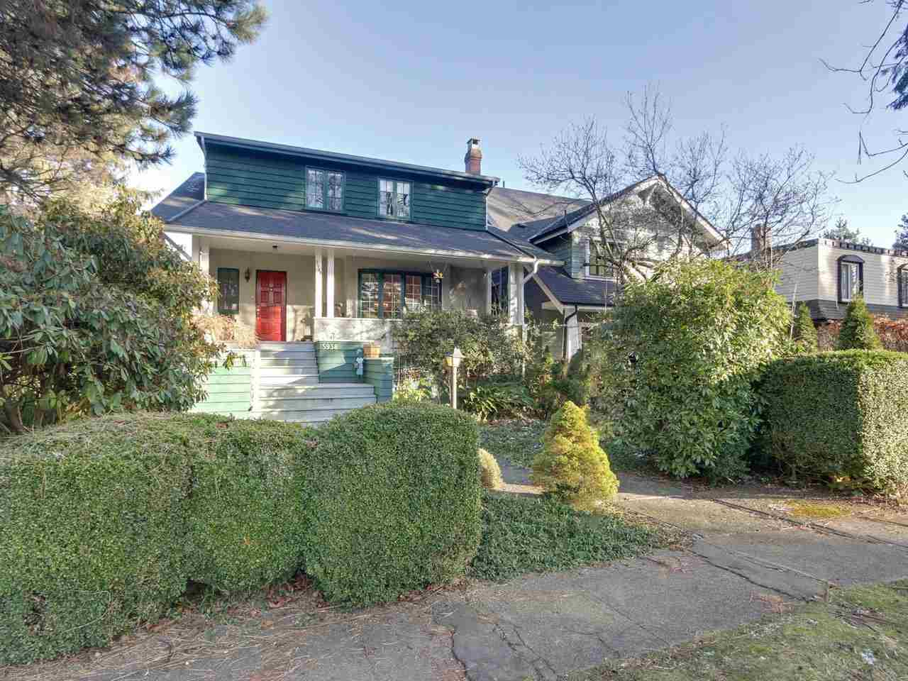 Solid, character home, 10 ft ceilings, lots of space and ready to be refurbished and enjoyed by next generation. Superb location 34x125ft lot. Very solid and worthy of someone who appreciates charm and knows how to renovate a character home. Roof 3 years old. Could be designated heritage but not done yet! Shown in the afternoons by appointment only. Call. Extremely well priced.