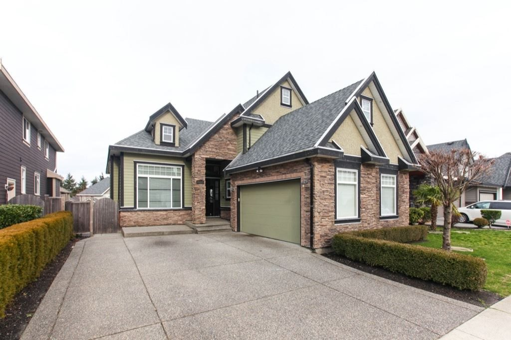 The very convenient King George corridor area - Nice neighborhood. This generous Bright and Sunny home has almost 4150 sq.ft. living space in 6250 sq.ft. lot. Open concept living room, eating area and kitchen. A large backyard deck with fireplace. 3 spacious bedrooms and 3 ensuites upstairs. Master bedroom has walk out balcony. Basement is spacious and it's good for growing family children to play and have family party. Wood floor on main and top house. . The house is well maintained. Its better than new! School catchment is Semiahmoo Secondary IB program. Walking distance to the Stores and Bus Stop to Richmond and Surrey Central.