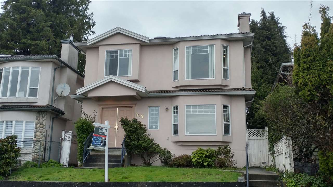 The Vancouver Special, 9ft ceiling on main floor, 3 bdrm 2 bath up and 2-bdrm suite and 1-bdrm suite in BSMT, well kept by current owner for 12 yrs. double garage, hardwood floor and granite countertop, covered sundeck at back, nice Richmond view, south facing home, close to bus, shops and schools. This is the one for your growing family, with positive cash flow for investors. Hurry make your appointment today, cus its need 24hrs notice.