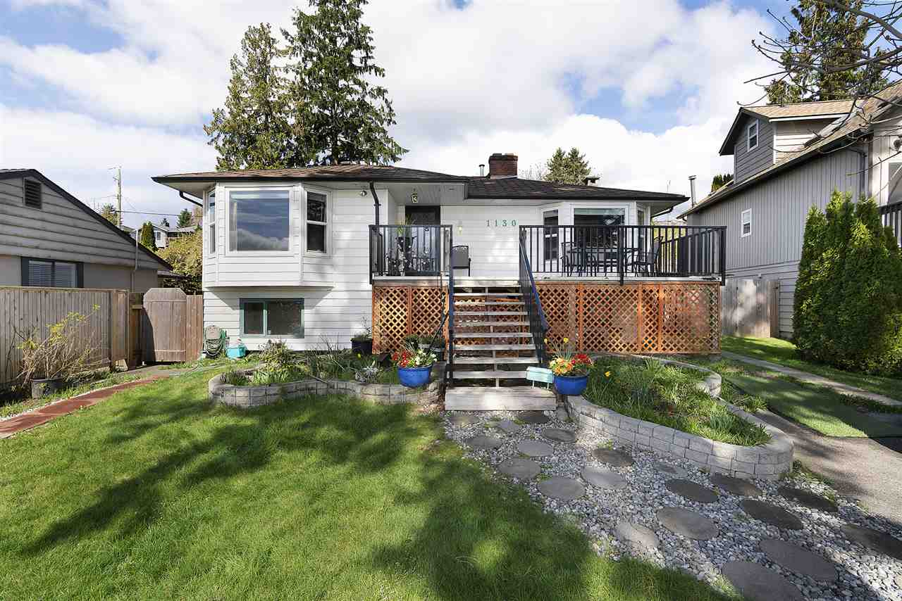 """Great Location!  This well kept and bright family home nestled in the heart of the Calverhall area, is close to schools and public transit.  Beautiful """"Second Narrows Bridge"""" view from upper floor.  6 Bedrooms; 3 bedrooms on the upper floor and a 3 bedroom basement suite. Basement suite with separate entrance door, laundry and kitchen. GREAT VALUE."""