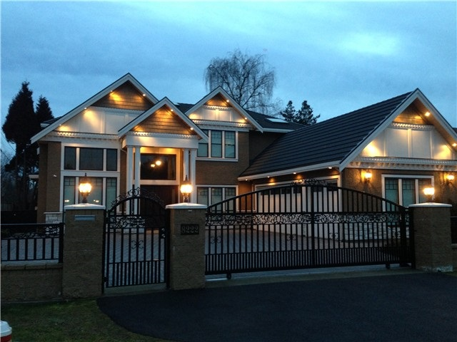 Built in 2012, this almost 8,000sqft corner lot home features Crystal chandeliers, marble flooring, high ceiling grand foyer, gourmet kitchen, all high end quality built. Huge front yard and private south facing back yard, Only minutes away from Richmond Centre, school and community center. Property is currently tenanted. By appointment only and please allow at least 24 hours notice. Thank you very much! :)