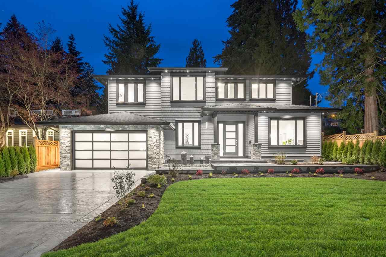 """Another fine home by """"CITYLINE DEVELOPMENTS"""". This spectacular brand new 5248 square foot luxury home sits on a huge 66 x 132 flat lot in a quiet location. Offering 6 bedrooms and 6 bathrooms and high-end finishing's throughout. Fully equipped with luxurious features such as high-end appliances, engineered hardwood, built-in cappuccino machine, A/C, HRV, Media Room with projector & built-in screen, irrigation system, video surveillance system, Sonos sound system, wet bar with wine closet and 2-5-10 New Home Warranty. Huge kitchen /family room area with eclipse doors leading to heated and covered outdoor patio complete with gas fire pit. Amazing private backyard. Bonus 2 bedroom legal suite.  The absolute best in Blueridge!!"""