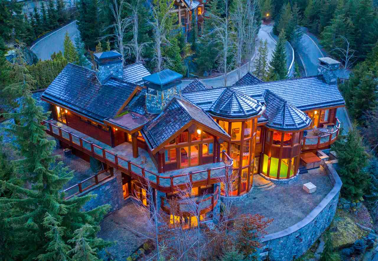 3827 Sunridge Drive is a fantastic ski-in/ski-out, post & beam masterpiece that is located in one of Whistler?s most unique, exclusive & superior neighbourhoods; Sunridge Plateau. Perched on a bluff, high above the Whistler Valley this fantastic mountain home offers a new owner 6.5 generously sized bedrooms, 8 bathrooms across 4 levels and 7,925 sq/ft of living space. Property features include; cozy theatre room where you can sit back, relax and watch your favourite movies, outdoor hot tub to relax in and take in the crisp mountain air, your very own indoor swimming pool & spa area that you can enjoy year round & billiard room just to name a few! You will never tire of the picturesque views offered by this amazing mountain home - summer or winter the backdrop will leave you speechless.