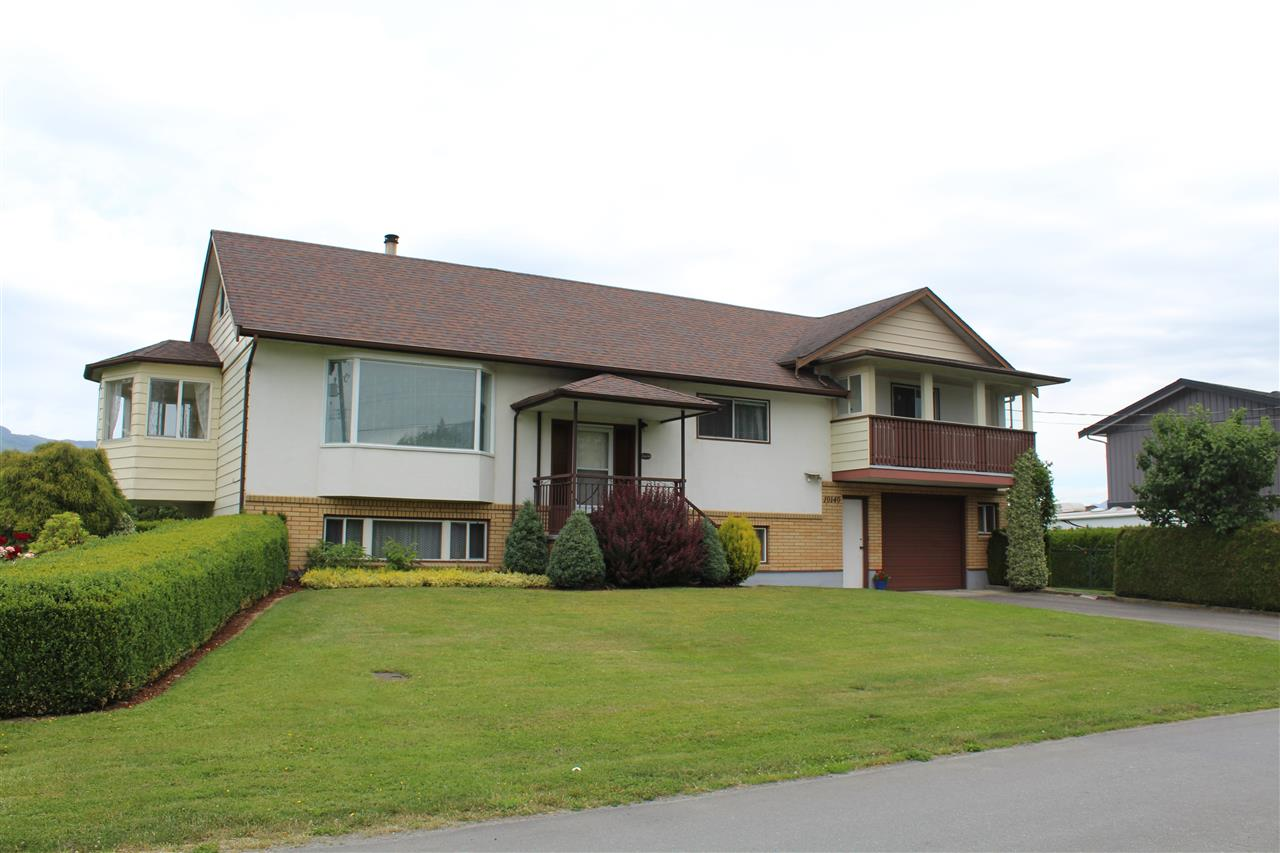Custom built family home with 2/6 construction in the heart of farm country, on the market for the first time. This 3600+ sq ft home boosts 4 bdrm, all a good size, 2 bthrm with another plumbed in on the main floor.  The kitchen is a good size with loads of cabinets and opens to the dinning area and a lovely sun room.  There are 2 balconies so you can enjoy the 360 degree mountain views.  The Rec room is large and (sink plumbed but not installed) is great for family gatherings or just sitting by the wood stove enjoying the warmth. There are lots of storage areas that could have numerous uses.  Huge attic that could be used any way you want and is ready for your ideas.  If you would like to live where the kids can play street hockey and you don't have to worry. Call for your private tour.