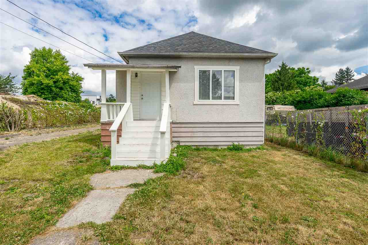 Attention homeowners/builders/developers.. Here is a perfect opportunity to own a 1200 sf 3 bedroom + den + 1 bathroom home on one of the largest lots on the SouthWest side of Maple Ridge. This recently renovated home sits on a 9268 sf lot (80' frontage) with plenty of space in a side yard for kids to play, and to park an RV or a boat. Official Community Plan calls for mediam density, so there is an opportunity of having a duplex or a foreplex built on this property. Book your private showing!