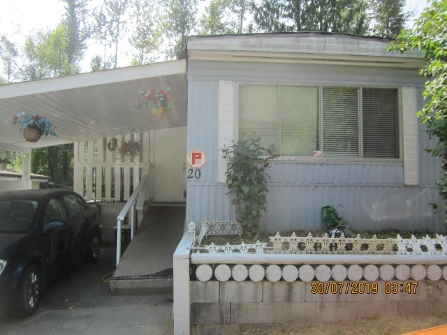 The Grove Mobile Home Park - 55 Plus park located in a great area close to all amenities, shopping, hospital, steps to bus stop and walking distance to all one needs. This mobile has an addition and a covered deck for that extra living space e. Has newer Silver Sticker. On city water and sewer. New roof, freshly painted shed.