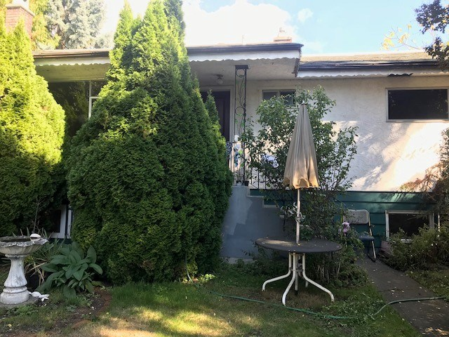 Opportunity knocks! QUIET part of Nanaimo, CORNER lot RS1 zoning in fabulous Killarney neighbourhood close to schools, transit, shopping, restaurants and more. This 5 bedroom, 1.5 bathroom home has only been loved by one owner and now it's time for someone else to build their dream home here. This large, flat lot faces West, with side yards facing North and South with easy access on 3 sides to build. Zoned for either single family home with coach house or duplexes. Imagine the possibilities with this 5523 sq ft lot in an amazing East Vancouver neighbourhood.