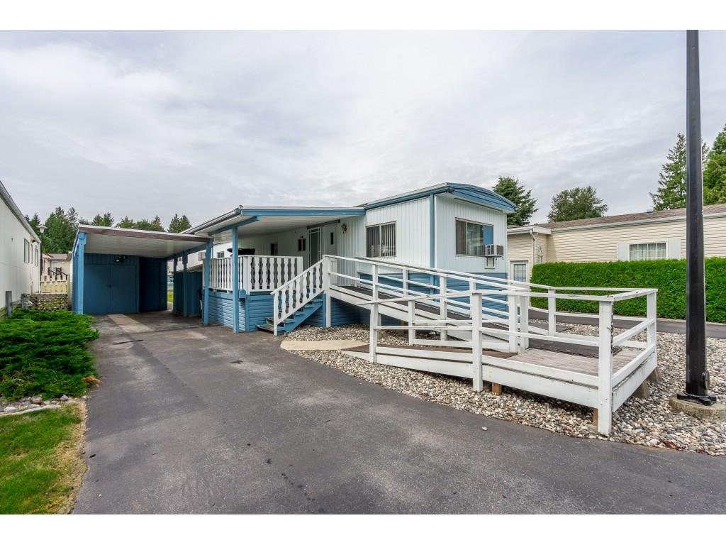 This is your chance to get into the sought after MEADOW HIGHLANDS CO-OP. Looking for a community to call home for years to come? This is a well run, friendly Co-op and you will save huge on pad rental - only $247 which includes garbage pick up and use of the recreational facilities including an indoor pool, tennis courts & clubhouse. This 2 bedroom home is already wheelchair accessible. The bathroom features a walk in shower with rain head. Fantastic location close to shopping, transit, WCE, dentist, Golden Ears Bridge, Lougheed Hwy & parks! Want something Newer and Bigger? You can bring a new mobile home and replace this one and still Save! Don't miss your chance to get into this one-of-kind Co-Op