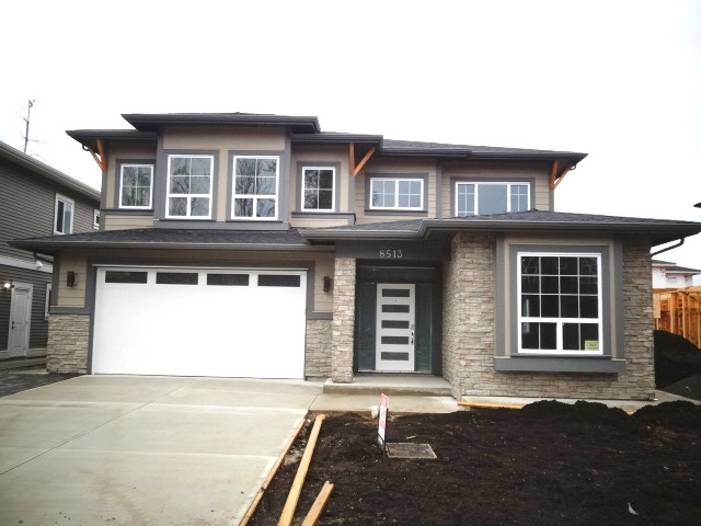 Immediate possession for this brand new Basement entry house with Total 6 bedrooms, 4 baths . Dream Kitchen loaded with Maple cabinets, Quartz counter tops , fireplace ,Large deep and Double Garage, Tile entry and Large Laundry area off garage with tile floor.  2 bedroom Legal suite with large bedrooms . Rec room and one bedroom for up stair use. Large house for growing family. Excellent location close to school ,Park and Town . 9ft ceiling with open concept. Over 3700 sqft total inc Garage. For more info please call.