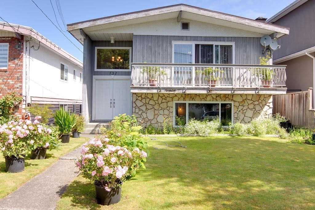 Rare opportunity to own this extra large, over 7500 sq ft lot in South Vancouver. House is perfect for living, development, or to hold as an investment! New RS1 zoning bylaws allow for duplex with secondary suites or a brand new house with a laneway. Buyer to verify with the City of Vancouver for development potential.
