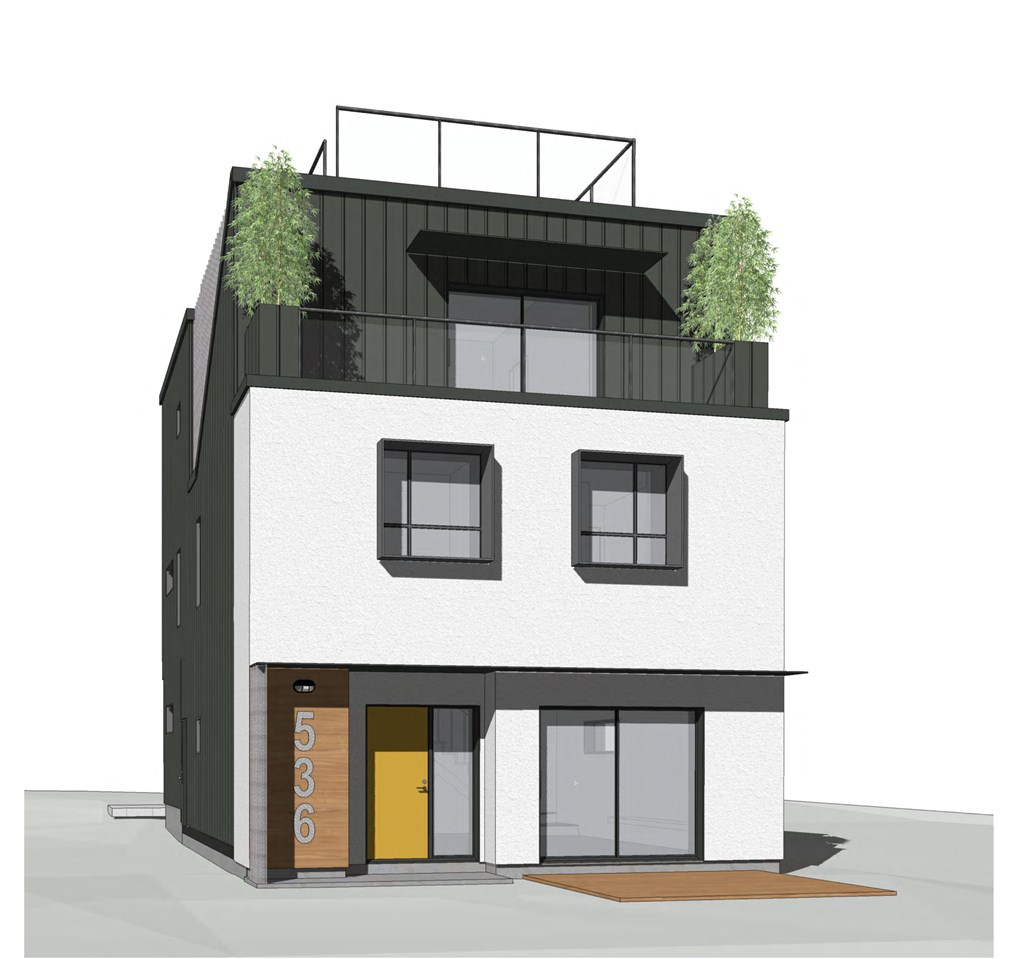 INVESTOR AND BUILDER ALERT! Fantastic opportunity in Mt. Pleasant. Take advantage of RM-4 zoning and build a stratified Triplex on this 33x22 sized lot with 3,700 buildable square feet. Plans and Permits have been paid for and are approved by the City of Vancouver and available upon request. Efficient open concepts layout in all 3 units, with 2 roof top decks and designated parking for all three units. Units range from 740sqft up to 1,545sqft. Call or text today for more information!
