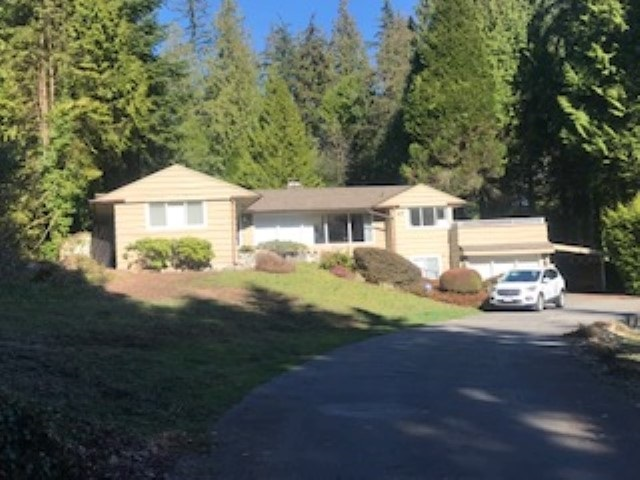Lower British Properties very well kept home with some recent renovation on a prestigious level lot 33979 sq ft, perfect house to move in and build your dream home. Close to Collingwood & Mulgrave Schools. Easy to show.