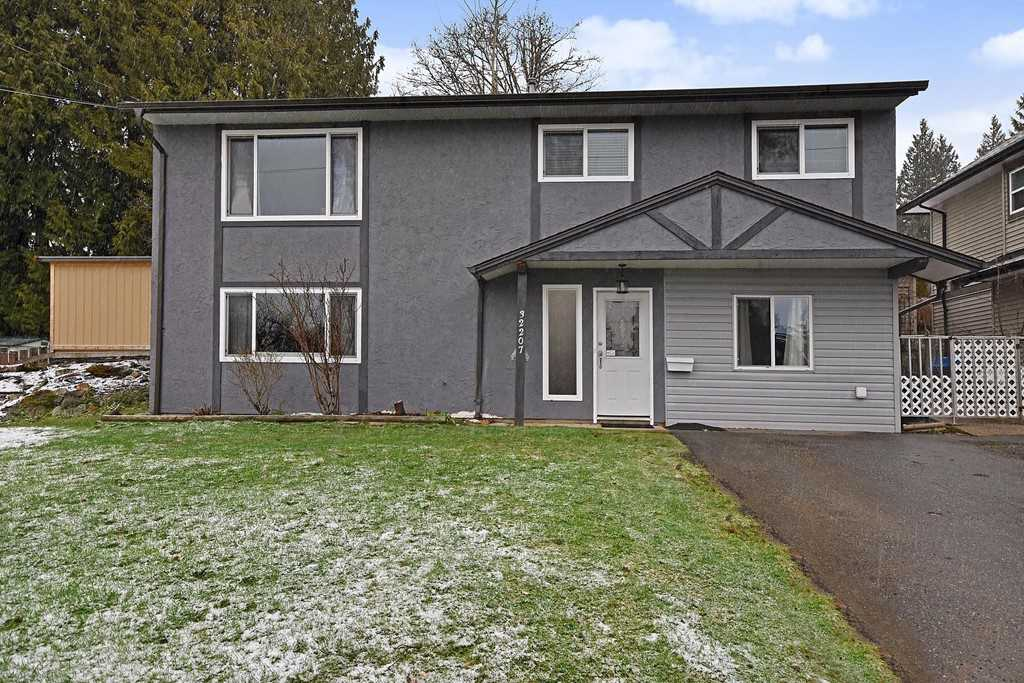 Wow! Almost completely remodeled 4 bedroom 2 bathroom home situated on a large 8,030 sq.ft view lot in prime family neighbourhood. Easy in-law accommodation potential. Features a newer roof, newer windows, built in vac and new hot water tank. Updated plumbing (pex) and electrical. Tasteful mix of newer laminate floors, tile & carpet throughout. Freshly painted. Renovated kitchen with new cabinets, countertops and stainless steel appliances. 2 new bathrooms. French doors to the spacious sundeck which overlooks the private & fenced backyard. Bonus, new 14x9 shed. Workshop/storage room down. Tons of parking. Room for an RV or boat. Centrally located new schools, parks, recreation, shopping, hospital & public transit including easy access to the Westcoast express train to Vancouver.