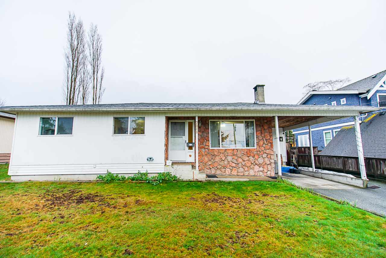 Great North Delta neighbourhood to build your dream home to take advantage of southwestern views. Nice 3-bedroom rancher on huge 8400 SqFt lot. Perfect investment property for family with an eye to the future.OPEN HOUSE SUN FEB 16th 2-4 PM.