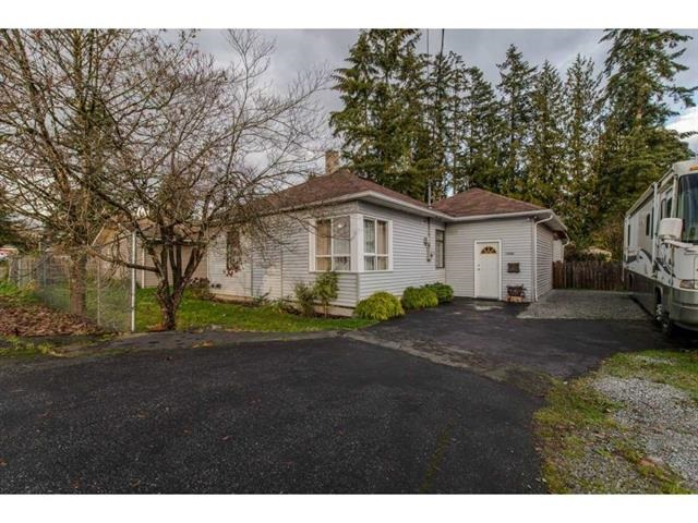 INVESTOR ALERT!!!  Great opportunity here. Potential for future land assembly or rental investment. Home rented to long term tenants. Fully renovated rancher 3 bdrm/1 bath, s/s appliances, hardwood floors, crown mouldings. Patio slider opens to a covered deck. Massive 8640 sqft lot. BONUS huge detached 30 x 23 (768) workshop with power, great for any hobby room. Amazing opportunity to be had here!!!!