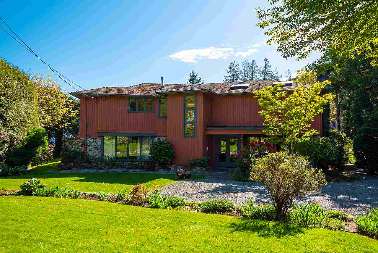 INCREDIBLE OPPORTUNITY. ! First time ever offered for sale! Huge Historic Olde Caulfeild Semi Waterfront Estate!  This well cared for one owner home sits on a spectacular property with TOW LEGAL LOTS offering total privacy and all day sunshine and features exquisite gardens, meandering pathways and gracious natural setting rarely found. The beautifully cared for Van Norman designed residence offers so many wonderful options for family's to enjoy today to renovate or plan for a dream estate or multiple homes in the future. The options are endless and this is a legacy property that will be cherished for generations to come. Simply Magical!