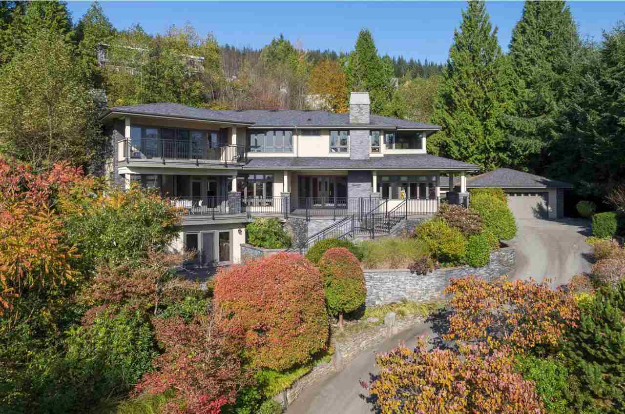 This exceptional luxury residence is located on quite and rare cul-de-sac in the sought after British Properties of West Vancouver. Privately tucked away on an expansive 18,264 SQFT lot, Complete with unobstructed views of the ocean, Lions Gate Bridge, and Downtown Vancouver. Enjoy the sense of tranquility and admire the beautiful outdoor greenery that is the epitome of indoor outdoor living. The spacious main level of the home is completely with a luxury chef's kitchen equipped with top of the line Wolf and Sub-Zero appliances showing by appointment.