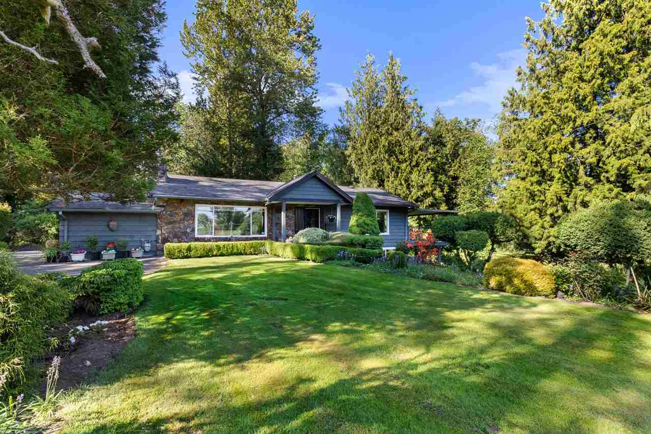 Find instant comfort in this exquisite, 4 bdrm/3.5bath home w/ room for the in-laws. The inviting house sits on 4.7 acres of parklike property, featuring lush landscape, mature trees and a pristine pond to enjoy. Highlights inside of the house include ample, naturally-lit bedrooms, 2 gas fireplaces, master bedroom on the main floor and a family room that includes a full bath for use. To enjoy the outdoors, a large deck sits out back that overlooks the vibrant yard and landscaped pond. This property is nestled in a wonderful location, ideal for commuters looking for easy access to the area?s main highways, room to park trucks and meandering trails in your backyard. Don?t miss out on this beautiful property. Book your tour today to view!