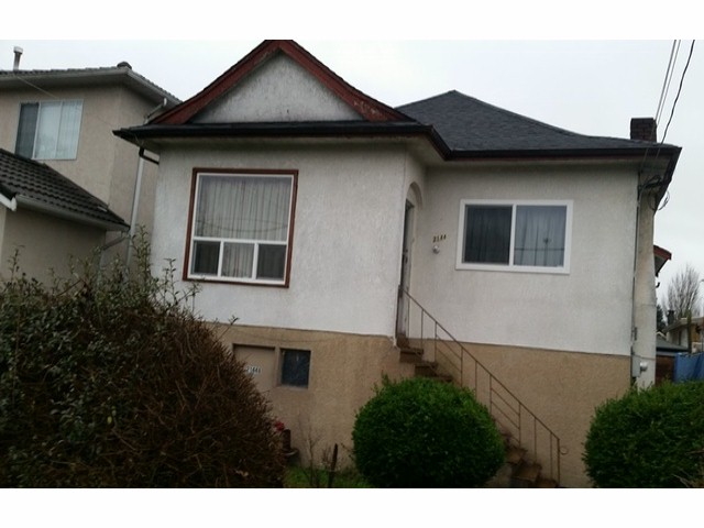 2 storey home with 4 bedrooms & 3 baths. Upstairs windows changed about 5 years ago & roof about 6-7 years ago. House is in original & rough condition. House needs lots of work & is being sold as is, where is. Value mainly in land.