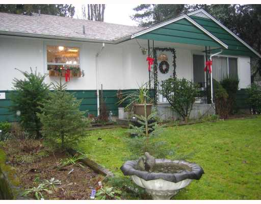 Opportunity! Here we have a cozy West Central Maple Ridge Home. Some updating has been done, but it is ready for your ideas. This home boats original hardwood floors throughout most of the upstairs & original wood burning fireplacein the living room. This is the ideal Starter or Investment home. It is currently tenanted to a great family that would be willing to stay. 3 Bedrooms up & 1+ Bedroom down. 2 Bathrooms, Over 2,100 sq ft of living space, corner lot on over 9,600 sq ft, roof is only 3 years old, close to schools, shopping, transportation & location amenities.