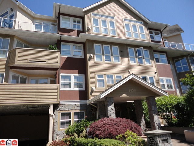 Corner unit, Bright, Spacious, 2nd floor facing west, laminate flooring, new counter tops in kitchen, new walk in shower & sink in ensuite. Great layout, eating area in kitchen, underground parking, 1 block to Bus stop. Parking # 19,Storage # 307.
