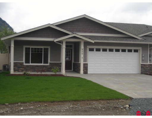 2 bedroom, 2 bath semi attached rancher with extra den / 3rd bedroom, hardwood and ceramic tile floors, natural gas fireplace, central air, ensuite with double sinks and separate shower / soaker tub and double garage. Extra features include6' vinyl fence, full landscaping and lane access. Quality built.