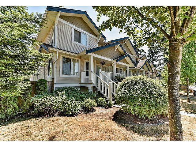 CORNER/END UNIT at STONEBRIAR . This is the ONE ! Spacious and bright end unit in popular Stonebriar, comes with  open layout concept ,3 bedrooms and 2 full baths up , Many updates through out, Extra windows because of Corner unit, Extra large tandem garage + extra storage + extra side yard. Walking distance to public transit, schools, shopping center. Close to Hwy 91, Hwy 99, Hwy 10 and US Border. End unit You'll be impressed. Great neighborhood. Buyer or agent to verify measurements if important. WONT LAST LONG!!!!! Hurry