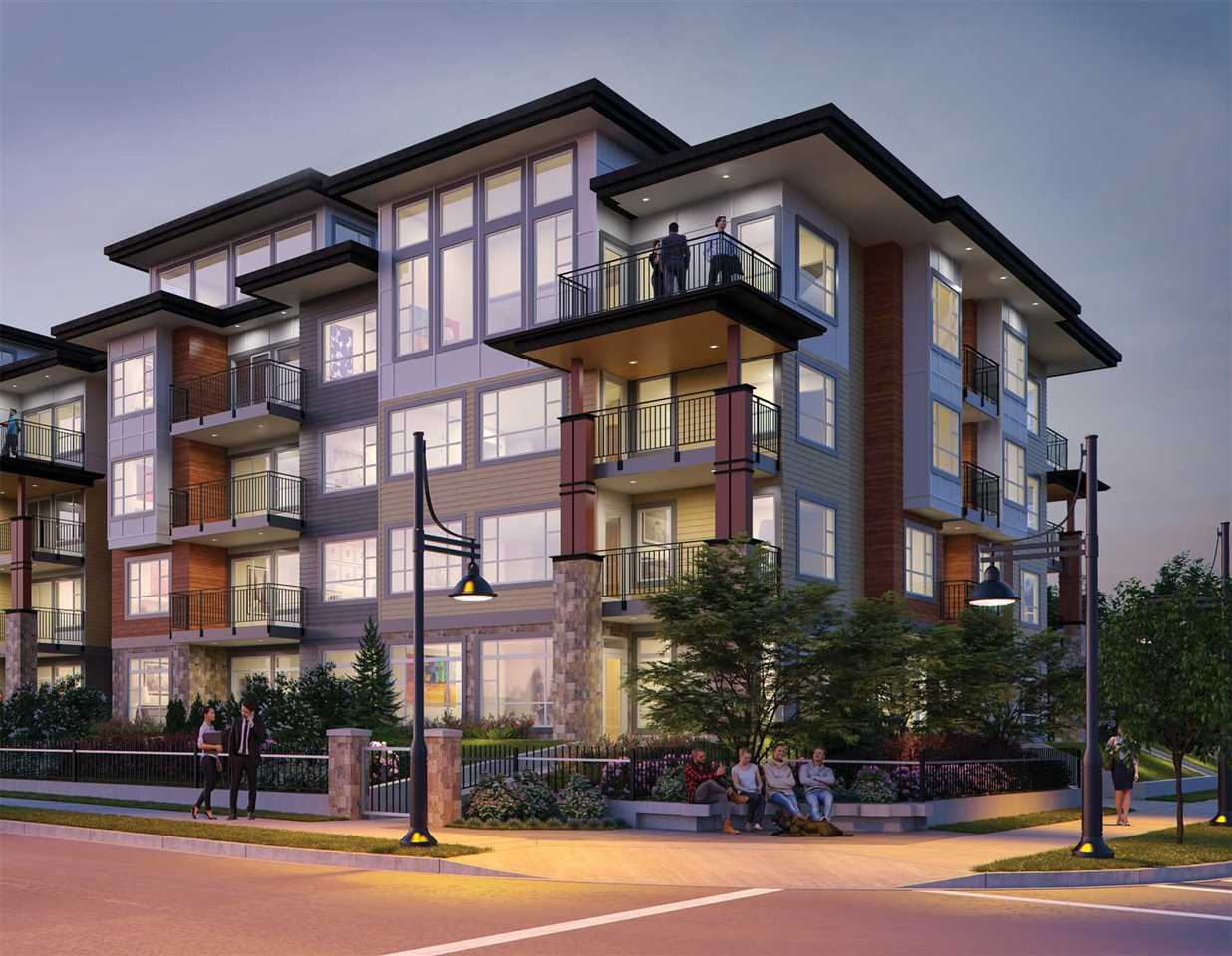 Maple Ridge?s newest development MacLean Homes, Edge 2. Sleek contemporary architecture outside with modern living on the inside. Studio, one and 2 bedroom with den or 2 level loft residences. All Edge homes are designed to incorporate the latest styles and trends with top quality materials. Modern kitchen features contemporary cabinetry, gorgeous granite countertops and sleek stainless steel appliances. Centrally located close to recreation, transportation West Coast Express close too) community centre and all levels of schools. Live. Work. Play.. Edge 2. ************SOLD*************