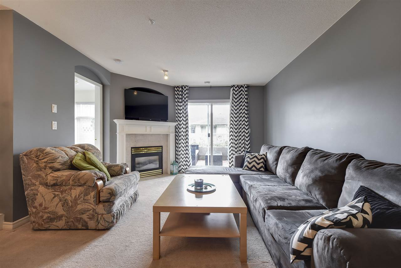 Act fast! Rare opportunity at Ladner's highly desirable Westham Lane! This 2 bedroom unit offers 895 sq.ft of living space plus a private south-facing balcony. Conveniently located across the street from restaurants, shopping, services, medical, banking and everything you need to walk everywhere if desired!