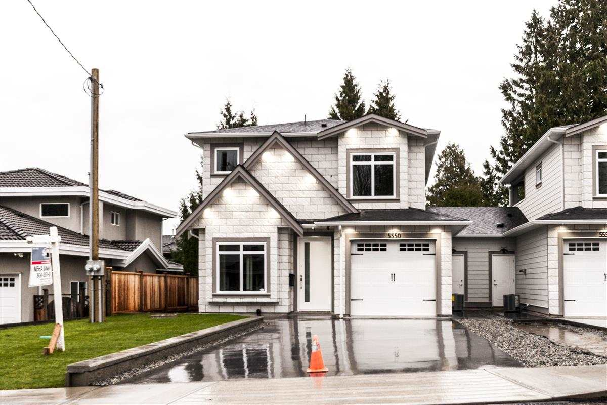 Unbelievable location. Close to Metrotown. Sitting on a large lot and quiet street. Both half duplexes are available at the moment. This duplex is ready for your design ideas. At this time you can purchase early and choose flooring, colors and much more. Call now to review plans. Don't miss this exciting opportunity.