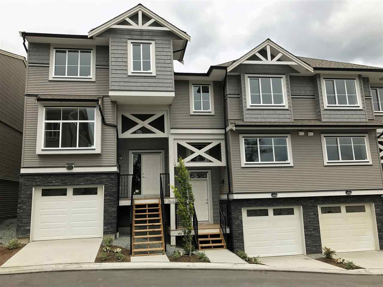 """""""Cottonwood Ridge"""" Deluxe townhomes. Features 3 bedrooms, 3 bathrooms, Maple Kitchen with granite counters, B/I microwave over the range, stainless steel appliances & washer + dryer, gas fireplace, gas furnace, fire protection, sprinkler system, double tandem garage, ensuite, finished basement & 10 year warranty."""