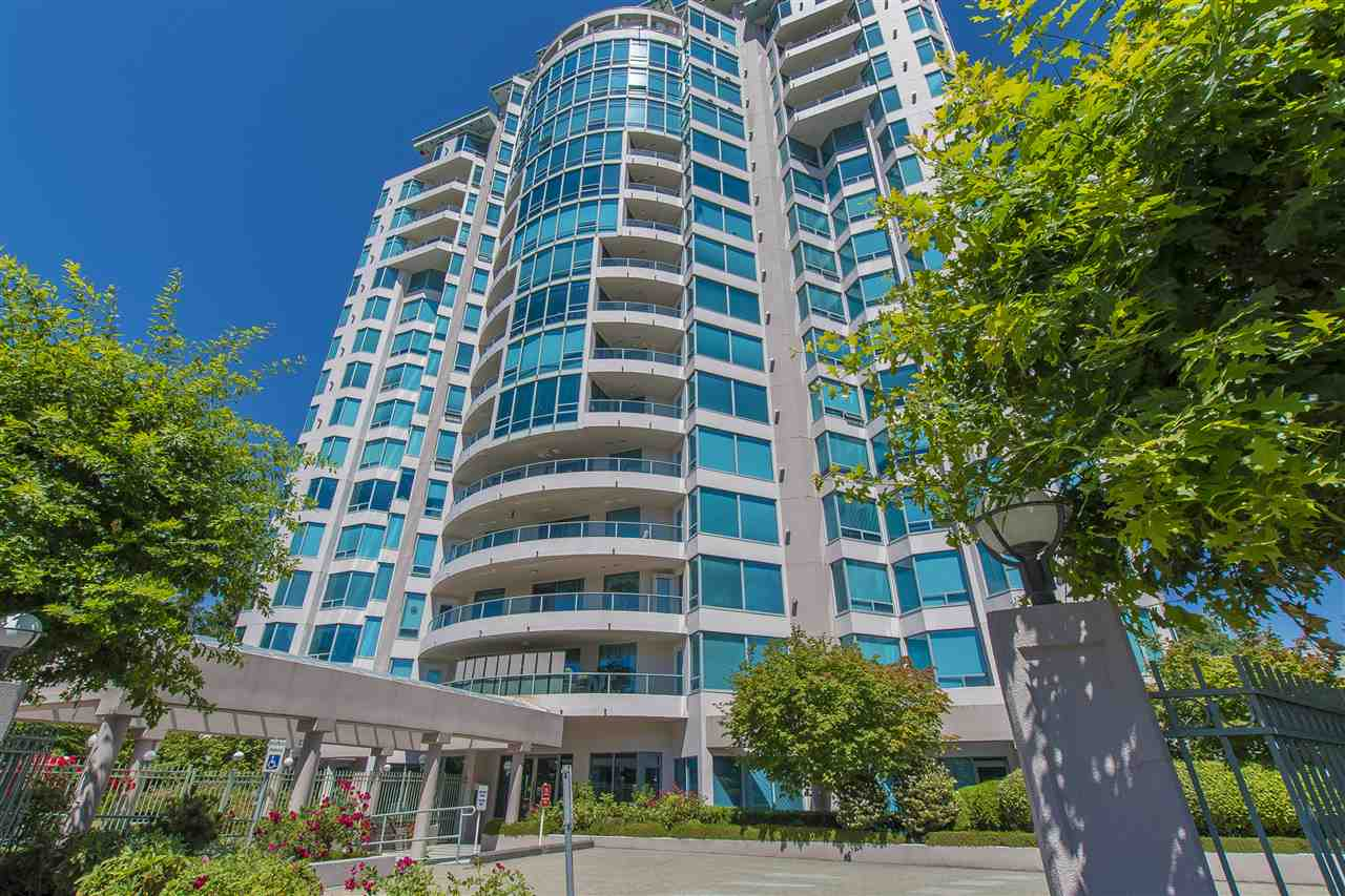 EXECUTIVE PENTHOUSE. Spectacular updated 2 Level Penthouse with 2 bdrm plus den, 3 bathrooms, new appliances, new hardwood flooring and new paint throughout. Generous room sizes & layout can provide the enough privacy that you could have guests stay over with ease. Upper floor entertaining center with wet bar, drop down media screen, games room with view to the lower floor Features include; Central Air, double wall oven, open floor plan, 4 balconies, huge pantry with wine cooler. Master bedroom has large suite with lavish shower, tub and double sinks. . Sweeping western views enjoy Mill Lake, downtown lights & the North Shore Mountains. Guest suite, swimming pool, mega storage, & parking for 2. Central location