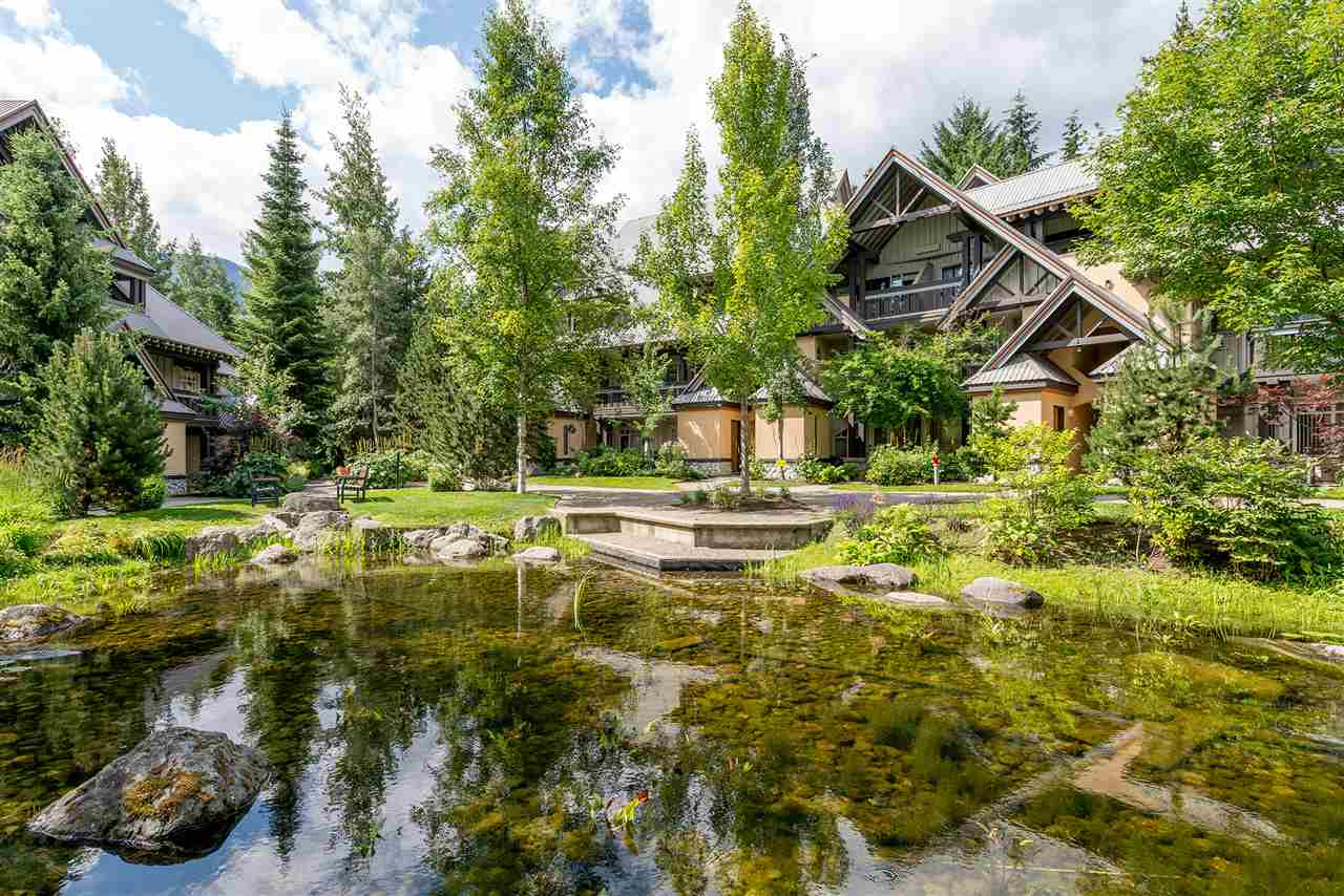 Welcome to perhaps the most unique revenue generating property located within Whistler Village! This particular Lagoons unit has been created by combining 2 units to make 1 spacious property. You will find 5 bedrooms & 4.5 bathrooms within this outstanding unit that has 2 gas burning fireplaces and 2 outdoor hot tubs. A notable perk of this particular unit is the amount of storage space for all of your biking & ski gear! You cant get much closer to the vibrant Whistler Village and all that it has to offer. Enjoy walking to enjoy all of the fun summer attractions offered throughout the Village in the summer months and walk OR catch the FREE Village Shuttle to get to the base of Whistler & Blackcomb mountain in the winter months. This outstanding Lagoons property is being offered turn key!!