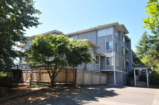 OPEN HOUSE SUNDAY NOV 5th 2-4pm! Top Value- Top floor facing SOUTH 2 bedroom suite, well maintained with stainless kitchen appliances (including in-suite laundry), recently updated kitchen cabinets.  Updated glass balcony with panoramic view of the Fraser River and beyond.  Easy care laminate in the living and dining rooms; bedrooms are carpeted.  Super centrally located with easy access to all shops/ malls, transit and public amenities.  Very close to West Coast Express and bus station. This unit has panoramic views to enjoy and relax from the balcony, watch the boats go by.  VALUE HERE SEE YOU SUNDAY