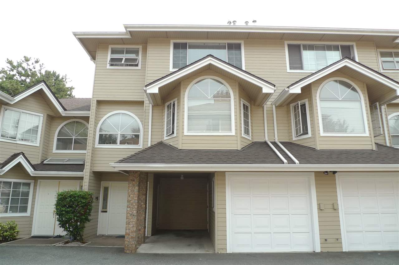 Located in quiet neighbourhood, this well-maintained 4Br+3bath 1,954sf 3-level townhouse features spacious and bright, functional floor plans: all bedrooms are in good size; updated floorings/carpet, appliances, ground floor has ground heating system. One car garage plus a carport. Close to Minoru park community centre, library, aquatic centre, transit; steps to everywhere! Currie Elementary and Palmer Secondary. Must see, rarely available!