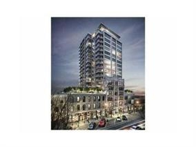Great value in this New Westminster central location. One block to skytrain stations, grocery, hip eateries like wild rice & re-up BBQ, movie theatres & the waterfronts 'River Market' (The Quay). Be a part of Historic New Westminster's re-birth & all just 25 minutes to downtown. Award winning Salient developments brings you the carefully reconstructed Trapp & Holbrook blocks with Fraser River views from most homes. 20 story concrete tower offers double glazed windows for quiet enjoyment living along the river front. Great amenities, security & a 2-5-10 warranty offered in your new home.