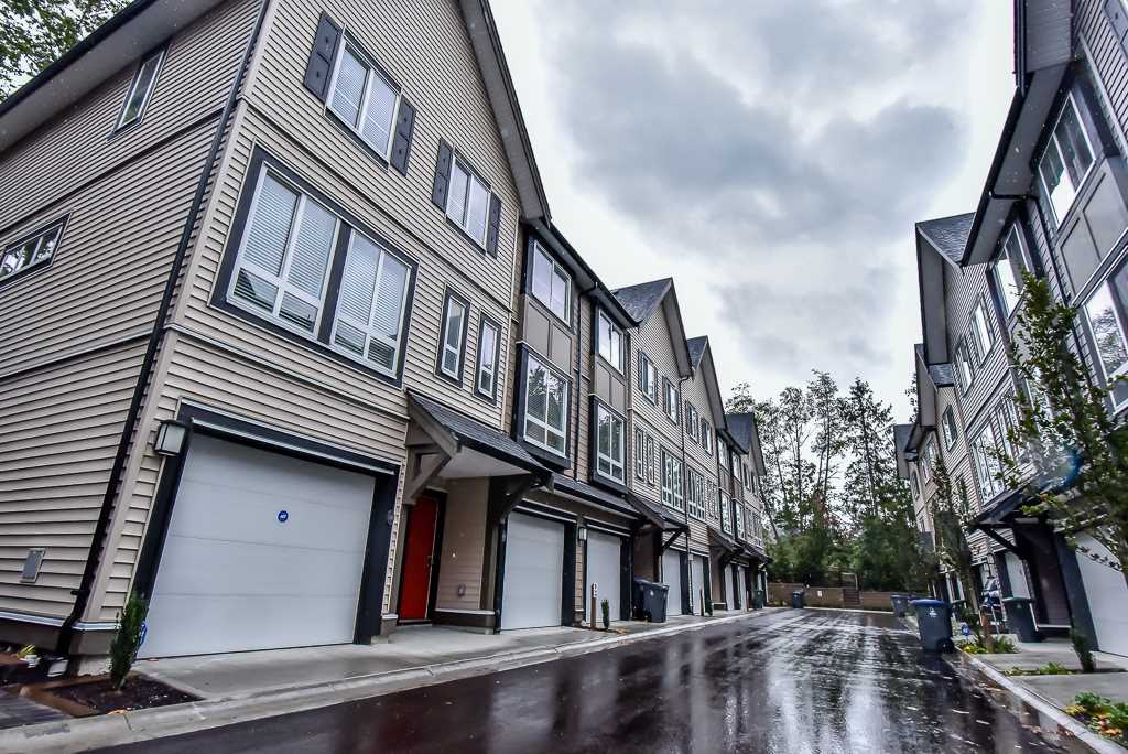 OPEN HOUSE Saturday October 14th 2-4 BRAND NEW UNIT IN SYNC COMPLEX 3 bedroom, 2.5 bath open concept, Double tandem garage backing on to green belt, unit features main floor high end kitchen with quartz counter tops, Above Master Bedroom features a walk in closet and 2 good size bedrooms with 2 full bath and front load laundry. Private back yard. Near to T.E. Scott Elementary and Sullivan Heights Secondary School. Walk to schools, parks, recreation and shopping with easy access to transportation and commuter routes. NO GST