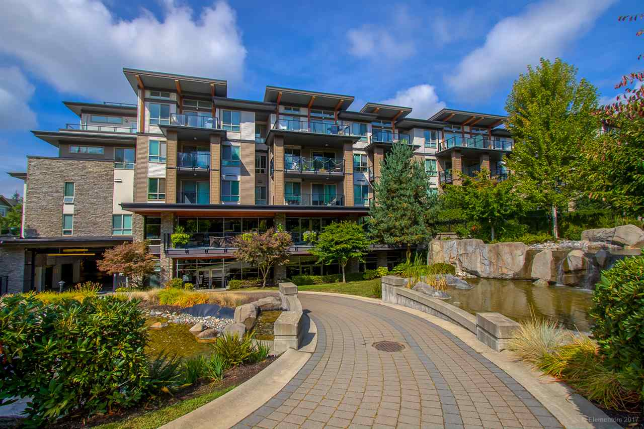 PENTHOUSE. Beautiful Corner Suite, 3 Bed, 2 Bath, Big Balcony (11 x 9'7) with Panoramic SE Views as far as Richmond and the Views of the building Pond. Living Rm with High Ceilings, New Lighting, Laminated Floors and open Dining Room. Kitchen with Stainless Steel Appliances (new dishwasher), Granite Counter tops, and lots of natural light. 2 parking spots Side by Side close to the elevator and 1 storage locker. Great amenities such as a gym and infrared sauna. Private playground for the building, and a dog park across the street, Taylor Park Elem and daycare, Byrne Creek Sec. Walking Distance to Edmonds Skytrain Station. Very private building with lots of nature and trees! 5 mins to Byrne Market Crossing, Highgate Mall,10 mins to Metrotown Shopping!