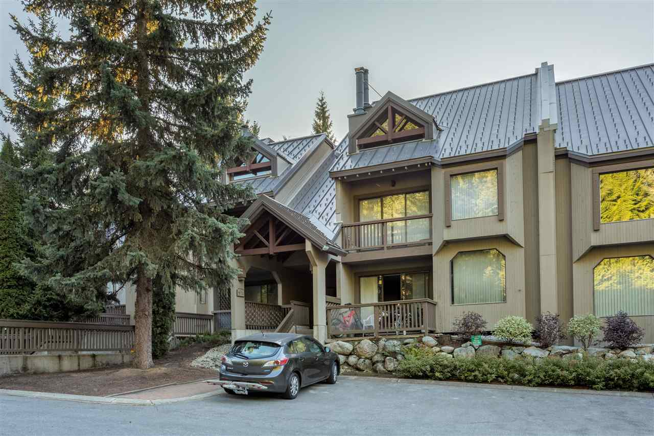 So many properties in Whistler to choose, from BUT only one has the ultimate address of the Gables for under $1,000,000! This has only had one owner since the beginning. Immaculately kept since day 1. Huge repeat business available too. This is the location that you want. NO GST! See the lifts from your property! Ski in or ski out. In the heart of Whistler without the accompanying noise factor. Particular emphasis on soundproofing with double walls and gyproc. Great access to Lost Lake for X-country ski trails and swimming in the summer. This is the most spectacular location in the number one resort town in North America. Call me for a private appointment to view.