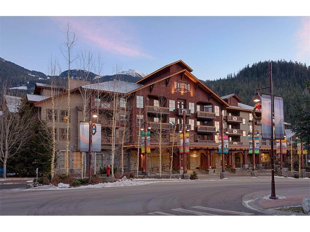Ski in/out to this large 2 bed/2 bath quarter share unit in popular Legends in Creekside. This bright unit is on the sunny side of the building overlooking the pool & gondola, with views up the mountain. Step right outside to Creekside gondola and enjoy apres ski at popular Dusty's bar right downstairs. Creekside Village shops are right next door, and Whistler Village is only minutes away. Legends offers a beautiful ski lodge atmosphere, front desk services, fitness centre, outdoor pool & hot tub, ski & bike storage and underground parking. Enjoy the property yourself one out of 4 weeks, or earn revenue through the managed rental pool. Fees include utilities, taxes & TW fees. This unit has 2 weeks at Christmas and New Year.