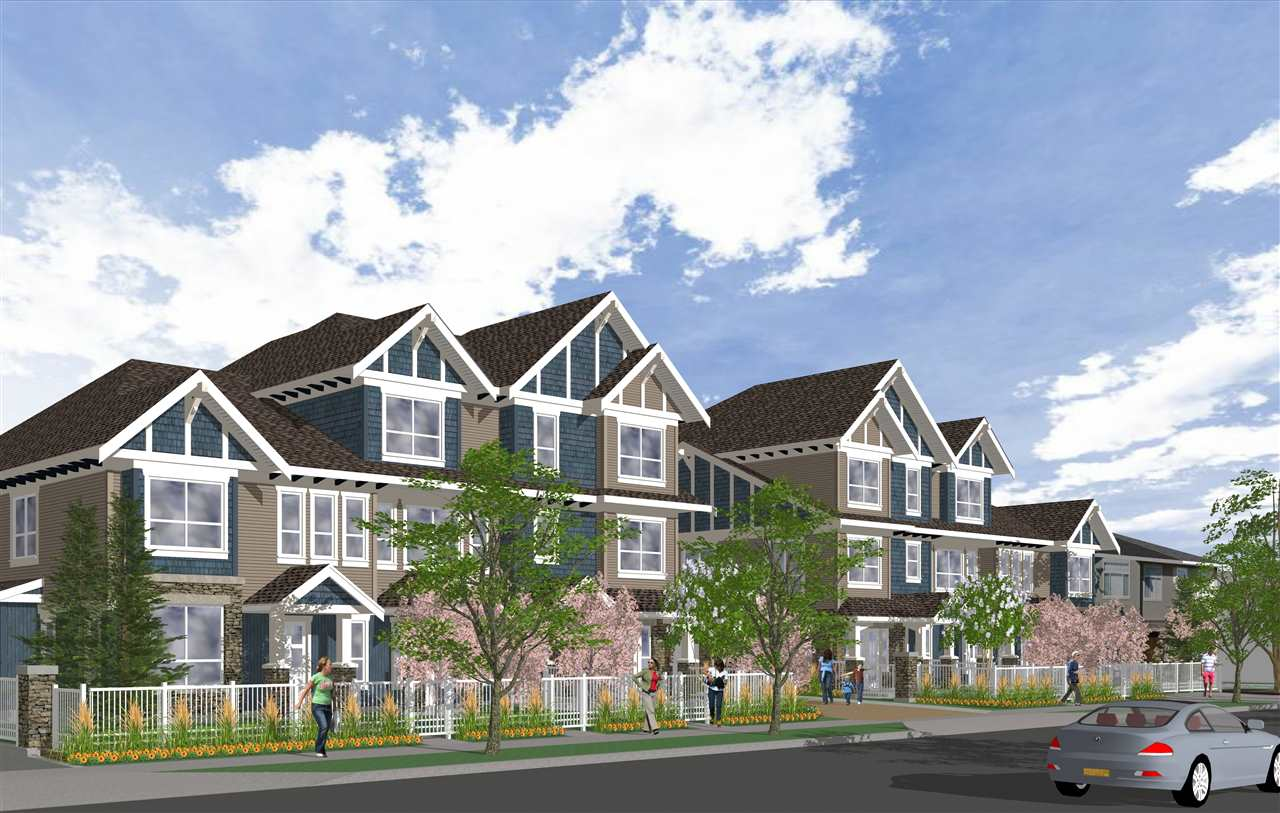 """""""VERONA GARDEN"""" - ANOTHER BRAND NEW LUXURIOUS TOWN HOME PROJECT BUILT BY RENOWNED DEVELOPER : WESTERN CONSTRUCTION. LOCATED BETWEEN MAPLE ROAD + WOODWARDS ROAD. WALKING TO WOODWARDS ELEMENTARY SCHOOL + STEVESTON LONDON SECONDARY SCHOOL. ONLY 10 UNITS IN THIS COMPLEX, READY FOR OCCUPANCY IN OCT 2017. THIS UNIQUELY DESIGNED UNIT HAS 1,660 SQ.FT. LIVEABLE AREA. 9FT CEILING ON MAIN FLOOR, 4 BEDROOMS , 3 BATHS, 2-CAR SIDE-BY-SIDE  GARAGE. HRV VENTILATION SYSTEM FOR BATHROOM EXHAUST AND FRESH AIR TO EACH BEDROOM + LIVING ROOM. SPLIT SYSTEM AIR CONDITIONING IN SELECTED UNITS. 2 LEVELS  1/2 DUPLEX STYLE END UNIT AT QUIET LOCATION OF THE COMPLEX. OPEN HOUSE SAT & SUN 2-4PM."""