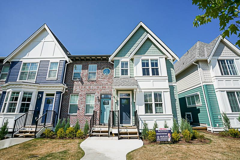 Park facing end town home in the heart of Garrison Crossing! You will love this open concept design, with sound proof common walls and private underground parking, and direct walk-in access. Home features gourmet kitchen with massive island, hardwood cabinetry, stone counter tops, crown mouldings, tankless hot water and main floor living which make entertaining a dream. Whether you are taking refuge on your covered patio with outdoor gas BBQ hook up, overlooking your fully fenced back yard or taking advantage of having all the amenities you could ever want at your doorstep this home does not disappoint. Call today to view!