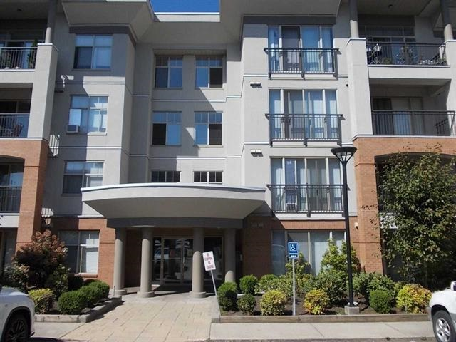 Excellent location, close to everything in the heart of Abbotsford. Laminate floors, tiled bathroom and kitchen, beautiful Juliet balcony. Parking #34, storage #18, Low maintenance fee of $128.67. Measurements are approximate, buyer to verify. Seller is related to the Realtor. FIRST SHOWING AT OPEN HOUSE Sept 30 & Oct 1 from 1-4pm. please email offers to sarababaeian@hotmail.com