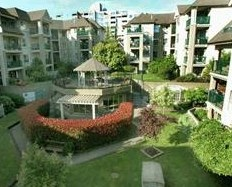 You are going to get a unique spot in a strata: this apartment feels like a townhouse: big private treated patio inside of the complex. Big PETS friendly. Walk to SKYTRAIN. Great LOCATION in New West. WALK to school, major amenities: transport, shopping, parks, river, college, charming KeyMart, SeaWalk, local fresh groceries store, sport centres...The building has a newer ROOF, balconie, more. LAUNDRY in. Airy, nicely UPDATED, clean well kept unit. 2 parkings. STEEL APPLIANCES, laminate floor, HEATED TILES. A lot more for `great sophisticated lifestyle` that you deserve. Easy showings. OPEN HOUSE: Saturday / Sunday 2-4pm