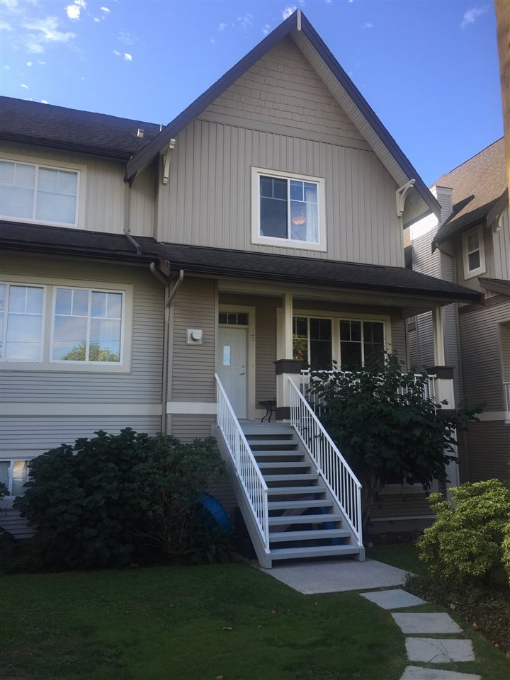 "Bright & spacious 3 storey duplex w/ quaint front covered porch in the central Garibaldi Estates neighbourhood. Walking distance to shops, Elementary School, trails & park w/ playground right across the street. Open concept living & dining room w/ laminate flooring, n/g f/p & a brand new kitchen complete w/ Thomasville ""slow-close"" wood cabinets, s/s appl, under- mounted sink, white quartz counters & granite tile flooring. Functional ""nook"" off of kitchen for kids play area or office. 3 bedrooms, 2 full bathrooms w/ the mastr ensuite containing in-floor heating, 2 sinks & double-shower head. Carport and 1.5 car garage w/ tonnes of storage space! Laundry, mud room & insulated ""flex"" space (210sq.ft) on lower level."
