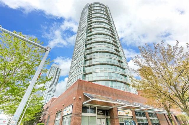 Excellent 2 bedroom 2 bath at Crystal Residences with great mountain view! Functional layout with replaced hardwood flooring. Nice clean unit with move-in condition! Excellent location to everything: Skytrain, bus stops, Metrotown, Crystal mall, food court, Central Park, public library etc. One parking and one locker included.