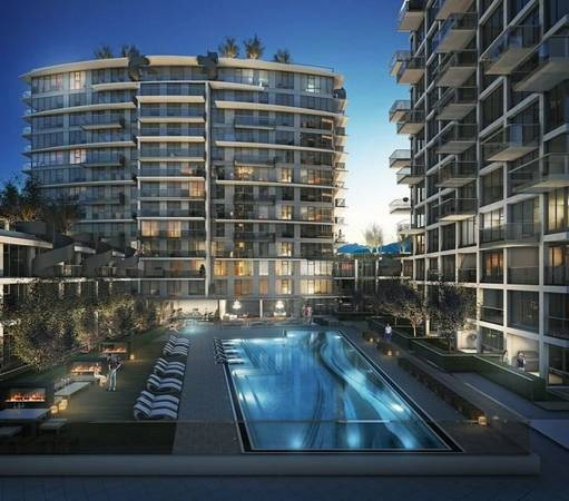 Corner 6th floor unit with lots of sunligh. N America's leading residential developer West Bank is bringing the 1st fantastically designed and executed project to this Vancouver community, Kensington Garden West Tower Home rare 2 bedroom plus den & 2 bathroom, living area 790 SF balcony 122 SF. Central A/C with own control. 1 parking, German imported Nobilia cabinetry Miele stainless steel gas cooktop, Blomberg built in sink water disposal system. Everything you need in a hotel quality living is right here at home. An impressive set of private residential 5-star amenities have been designed for your personal use health & enjoyment. 15 min to skytrain. This is an assignment. Completion April 2018.