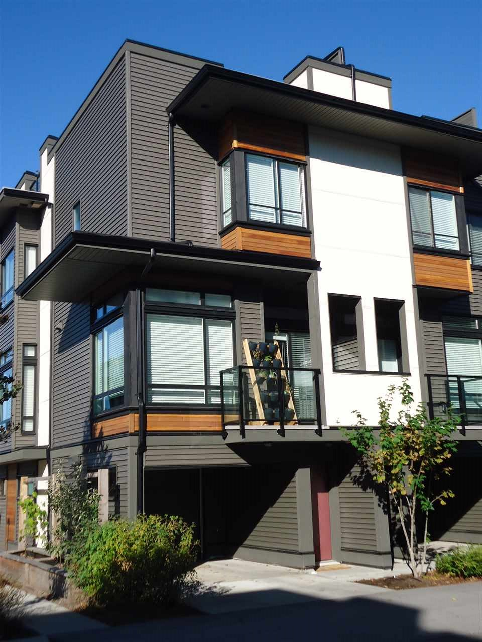 END UNIT... ROOFTOP DECK!!! 2 bedroom, 2 bathroom, beautifully finished townhome in the heart of Willoughby. 10 ft flat finished ceilings on the main floor, floor to ceiling windows, covered balcony at the front with natural gas hookup, the Rooftop Deck is 450 sq ft with cable, water, electricity and natural gas. Single car garage with single carport. Beautiful kitchen with gas range, quartz countertops, large island. Get through this one!!!