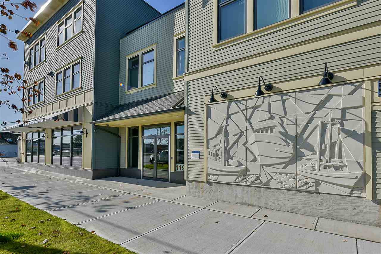 """?The KIMURA BLDG"""" in the heart of vibrant Steveston Village. Walk to shops, restaurants, banks, medical/dental/healing/fitness, supermarket, waterfront, fish dock, Fraser River dyke & Garry Point Park. Ten elegant one level suites from 1592 ? 2486 sq. ft. Common 2800 sq. ft. roof top deck with stunning panoramic views from the North Shore mountains to the Gulf Islands. Two parking stalls per unit. 2-5-10 National Home Warranty. Adult Oriented. Ready for Occupancy."""